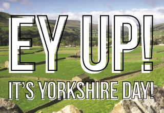 Yorkshire day header