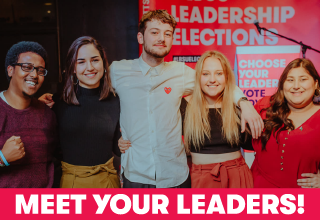 Meet your leaders article