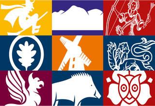 9 colleges logo