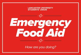 Emergency food aid red su