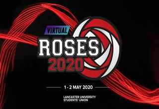 Virtual roses header