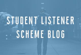 Student listener blog