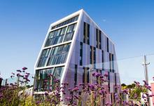 Ntsu building