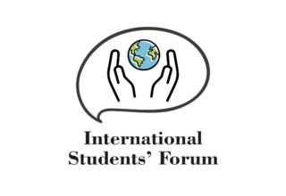 International students forum logo