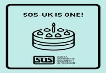 Sos uk is one instagram