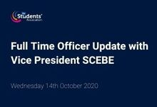 Full time officer lecture shouts article icon vice president scebe