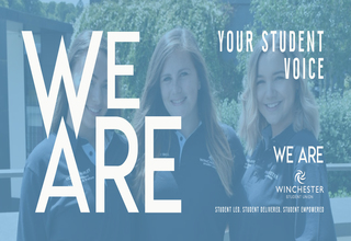 We are your student voice
