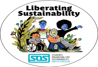 Liberating sustainability logo
