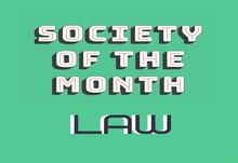 Society of the month   law
