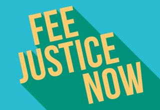 Fee justice now article image