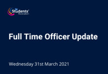Full time officer update article image 31.03.21