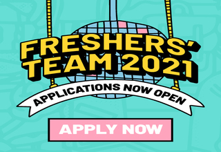 Freshers team applications hpa