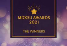 Mdxsu awards 2021 winners article image