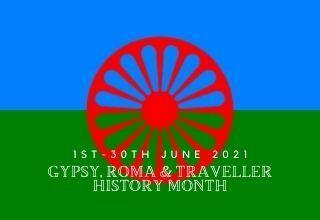 Gypsy  roma   traveller history month