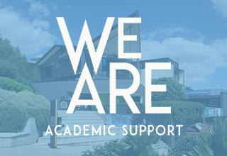 Academic support blog artwork