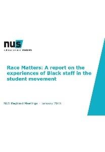 Race matters workshop presentation  regional meetings    su local 2015
