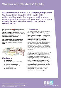Welfare and students rights1