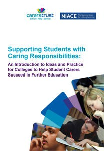 Supporting students with caring responsibities fe