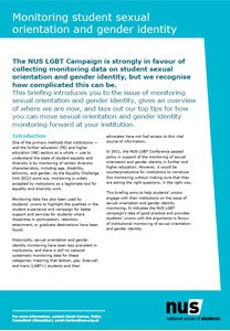 Nus lgbt education charter monitoring data guidance
