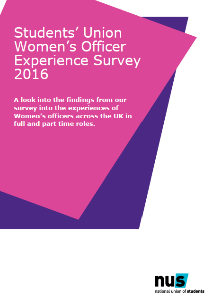 Womens officer experience survey  thumb