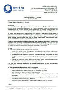 Amm feb 2016 democracy review