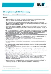 Dpc strengthening nus democracy motion