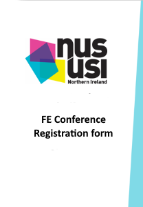 Fe conference registration form