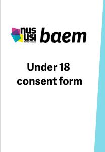 Baem conference front page
