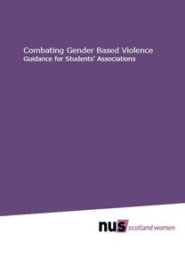 Combating gbv cover image