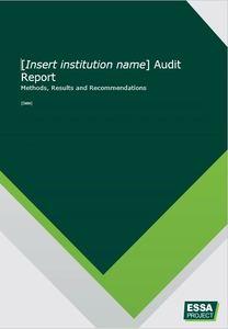 Essa   audit report