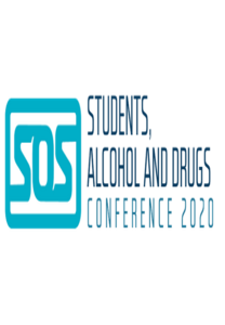 Students  alcohol and drugs conference 2020 logo