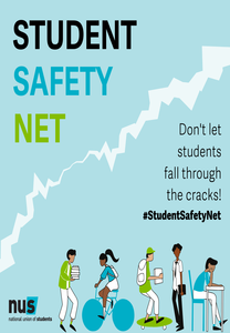 Student safety net square