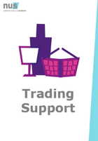Trading support front cover
