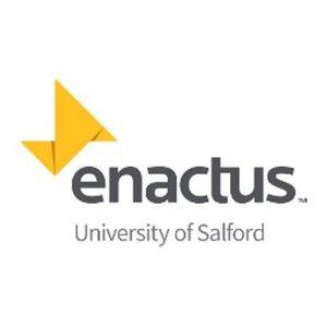Enactus uni of salford logo