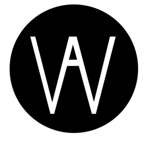 Was logo black