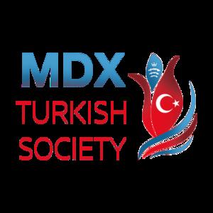 Mdx turkish society logo
