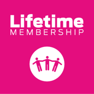 Lifetime membership 260x260px