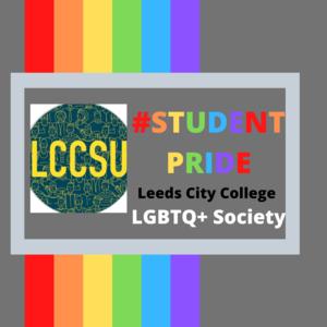 studentpride leeds city college lgbtq  society
