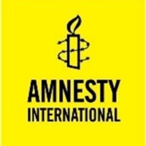 Amnesty international logo elysia white