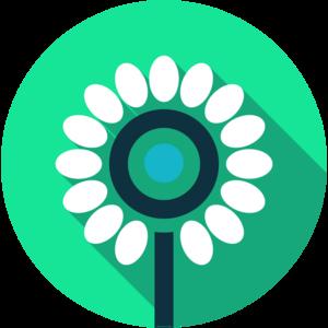 Sustainability network icon
