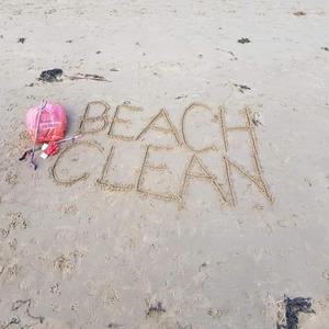 Beach clean 5