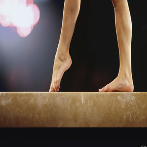 O gymnast balance beam facebook