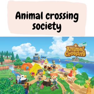 Animal crossing society
