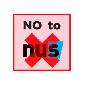 No to nus