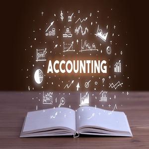 Bigstock accounting inscription coming 324977827