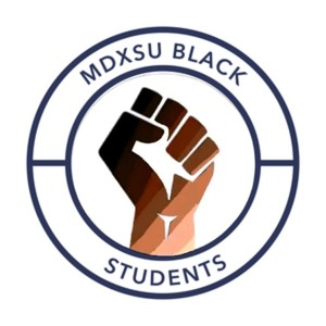 Mdxsu black students new logo
