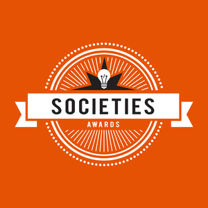 Societies awards logo
