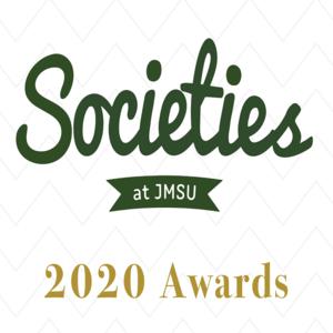 Societies award winner