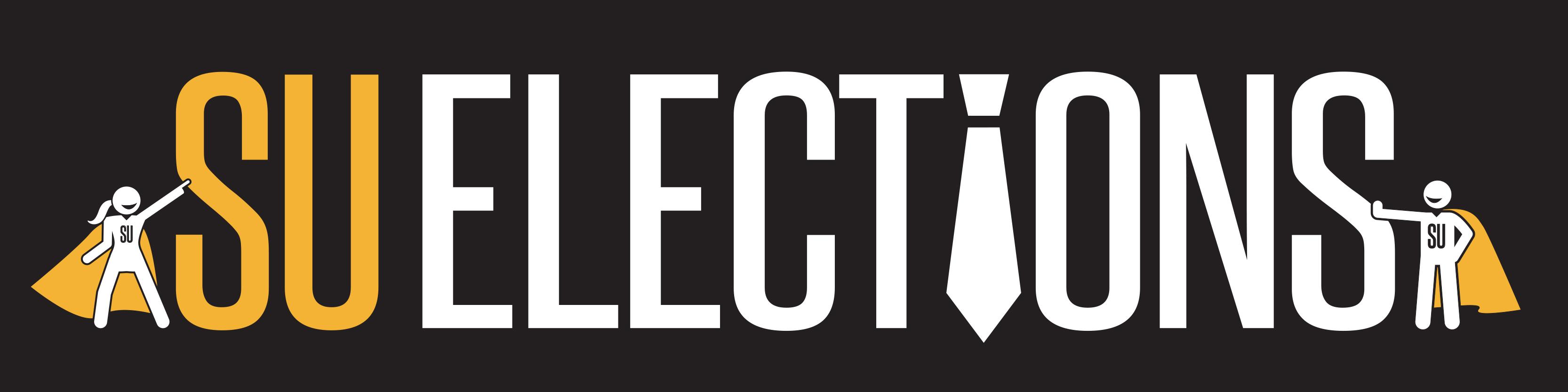 Web Banner: SU Elections