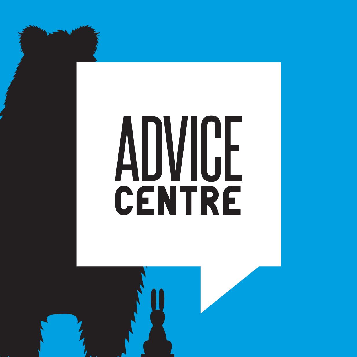 Web Button: Advice Centre